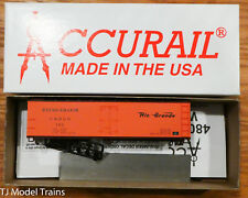Accurail HO #4853  D&RGW (40' Wood Reefer)