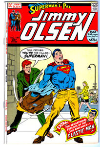 Superman's Pal JIMMY OLSEN #149 in VF/NM condition a 1972 DC comic w/ SUPERMAN