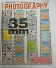 Popular Photography Magazine 35 MM Issue New Approaches August 1958 070815R