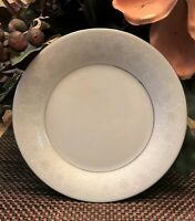 Crown Ming Fine China Queen's Lace Jian Shiang Salad/Desert Plates Set of 4