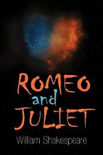 Romeo and Juliet by William Shakespeare (Paperback, 2012) New Book