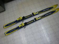 New listing Head Carve 4X-Shaped Youth Skis 150cm With Tyrolia T 4 Bindings Nice Skis K2