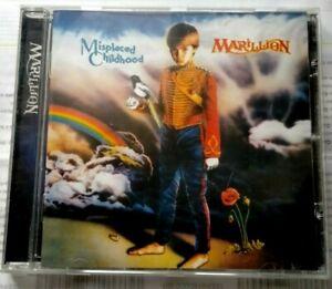 """MARILLION """"Misplaced Childhood"""" CD RE !!!"""