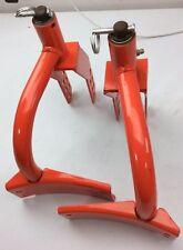 Scag Mower Caster Wheel Bracket Set
