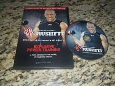 Georges StPierre Rushfit Explosive Power Training