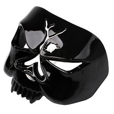 Zombie Skull Tail Light Black Cover For Harley Street Glide Road King Softail FL