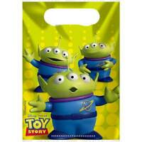 Boys Girls Birthday Party Toy Story Alien Themed Loot Bag Lunch Bags Gift
