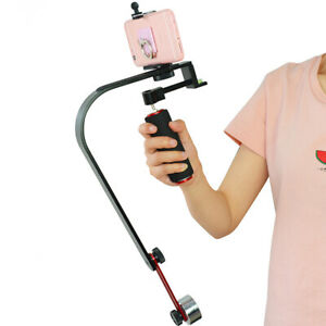 Handheld Video Stabilizer Steadicam For Gopro Iphone DV Camera Camcorder Phone
