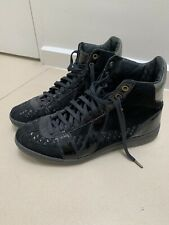 Diesel Black Gold Men's Shoes