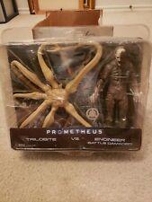 Neca Prometheus Trilobite Battle Damaged Engineer 2 Pack