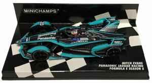 Minichamps Jaguar Racing Formula E Gen2 2018-19 - Mitch Evans 1/43 Scale