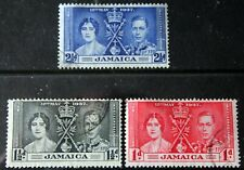 Jamaica – 1937 – Coronation Set – Superb Used – (R6)