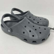 CROCS Classic UNISEX Men's Ultra Light Water-Friendly Sandals MENS 8 Womens 10