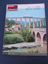 vie du rail 1967 1120 sainte cécile d'andorge chamborigaud SAN FELICE PALLAROLS