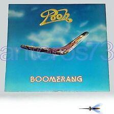 "POOH ""BOOMERANG"" RARO LP SPAGNA- 1 BRANO IN SPAGNOLO"