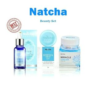 Natcha Beaute Miracle Facial Cream Serum Natcha Rizda Soap Skin Care Anti Aging