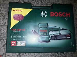 Bosch PEX 400 AE Exenterschleifer