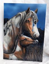 Apache - Horses - Lisa Parker Greetings Card & Envelope - BNWT