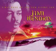 JIMI HENDRIX - FIRST RAYS OF THE NEW RISING SUN D/Remaster CD ~ GUITAR *NEW*
