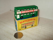 Bus miniatures Matchbox