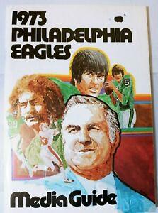 1973 Philadelphia Eagles Media Guide