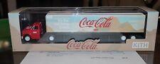 KITH X COCA COLA M2 Hauler MULTI - Die Cast Semi Truck - IN HAND 811469015616