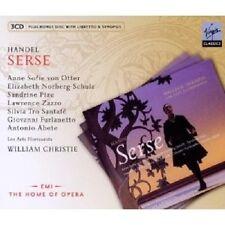CHRISTIE/OTTER/PIAU - SERSE (XERXES) 4 CD OPER KLASSIK NEU HÄNDEL