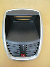 Peugeot 207 Time Clock Display Screen Surround Cover Centre Dash Airvents 2006-