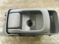 2004 Nissan Xterra door handle drivers front inside gray k