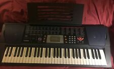 Casio CTK-501 Standard Electronic Keyboard Shipped From USA EUC pre-owned WORKS