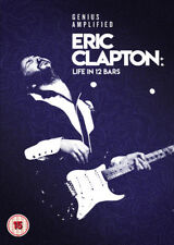 Eric Clapton: A Life in 12 Bars DVD (2018) Lili Fini Zanuck ***NEW***