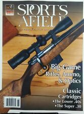 Sports Afield May June 2017 Big Game Rifles Ammo & Optics Guns FREE SHIPPING sb