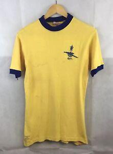 Arsenal FA Cup Final 1971 Player Spec Football Shirt 1969/76 Adult (M)Umbro B286