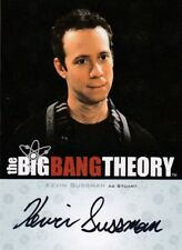 Big Bang Theory Season 3 & 4 Kevin Sussman as Stuart A9 Auto Card