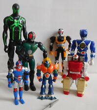 Action Figuren Power Rangers, Marvel