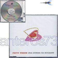 """PATTY PRAVO """"UNA DONNA DA SOGNARE"""" CDsingle VASCO ROSSI"""