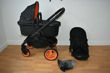 Travel System 2in1 iCandy Peach  Desinger Collection  Black Edition