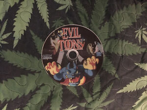 Evil Toons Rare OOP Horror, Free Shipping Must See