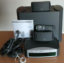 Bose 321 s1 Home Theater System DVD CD W/ wires remote antennas owner guide ect
