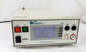 Associated Research 3665 Hypot III 3 -  AC/DC Withstand Voltage Tester