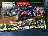 Carrera GO!!!  scalextric/ slot  Rally racing Track Set 3.8m / 11.81ft