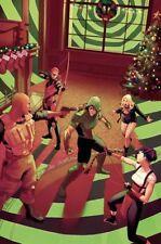 Green Arrow Annual #1