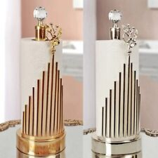 Paper Holder Multipurpose Decorative Crystal Stone Kitchen Table Accessory Home