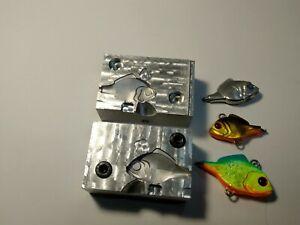 MOLD For Spinner Baits 12 15 18 21 gramms, prototype Jiggin`spinner
