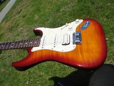1995 Fender Custom Shop HSS Stratocaster Plus 1 Off Flametop #0241