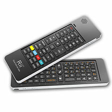 Rii i13 IR Remote Control Wireless Keyboard Fly Mouse Audio Chat Combo for PC TV