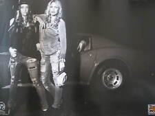New Volcom Poster COOL!! Girls with Car  L@@K!!!