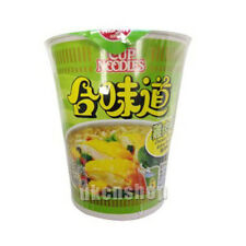 NISSIN Cup Noodles - Chicken - 6 Cups