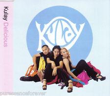 KULAY - Delicious (UK 3 Track CD Single)