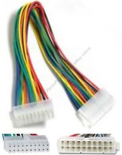 """12""""inch long 20pin Male~Female Extension ATX Motherboard~Power Supply Cable/Cord"""